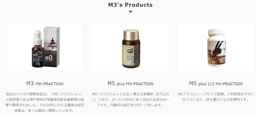 M3(エムスリー)